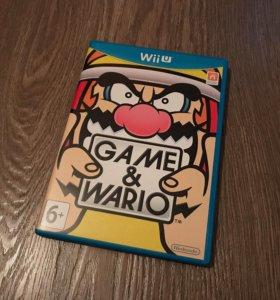Game and Wario для Nintendo Wii U