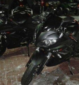 Мотоцикл GX R