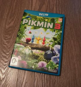 PIKMIN 3 для Nintendo Wii U