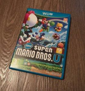 New Super Mario Bros. U для Nintendo Wii U