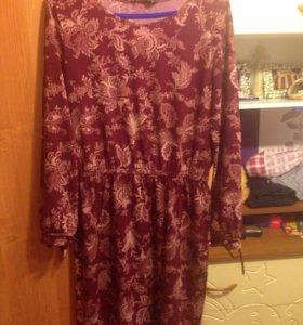 Новое платье sela
