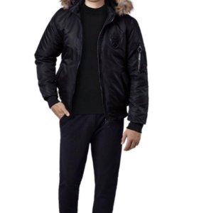 Куртка мужская новая, 46-48, демисезонная