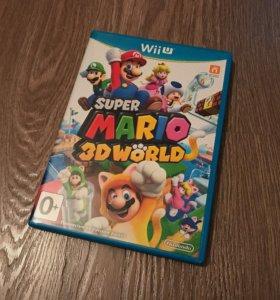 Super Mario 3D World для Nintendo Wii U