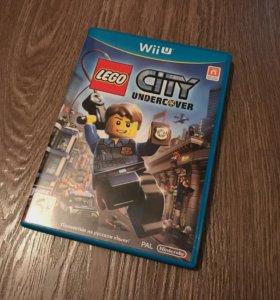 Lego City Undercover для Nintendo Wii U