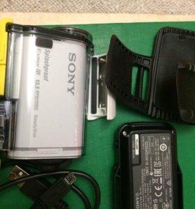 Экшн Камера Sony hdr-as100v