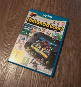 Nintendo Land для Nintendo Wii U