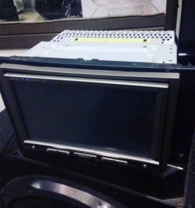 Автомагнитола Prology DVS-2135