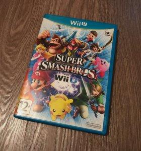 Super Smash Bros для Nintendo Wii U