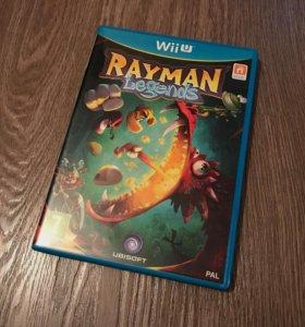 Rayman Legends для Nintendo Wii U