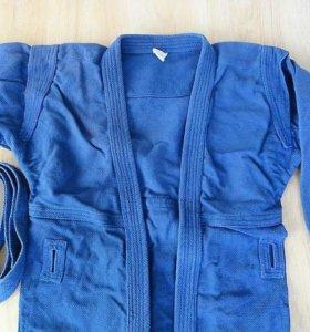 Самбовка (куртка для самбо)