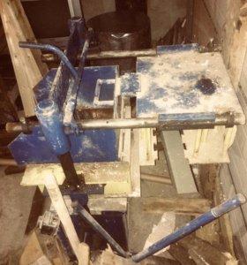 Оборудование для изготовления теплоблоков