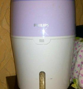 Увлажнитель Philips + фильтры