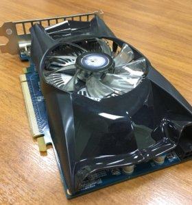 Видеокарта GeForce GTX 550 Ti 1024 mb GDDR5