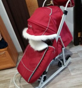 Санки - коляска Pikate (новые)