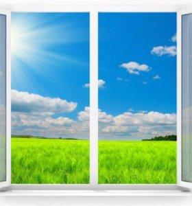 Изготовим окна и двери