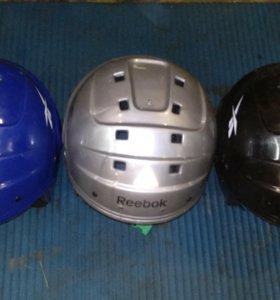 Шлемы для хоккея детские reebok