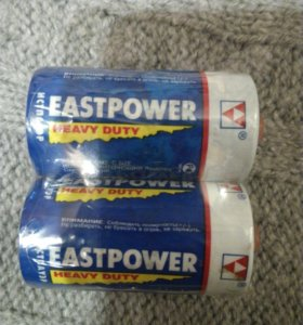 Батарейки размер C