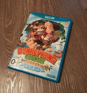 Donkey Kong Country Tropical Freeze для Wii U