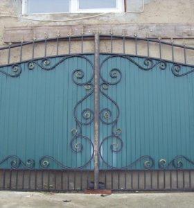 ворота въздные
