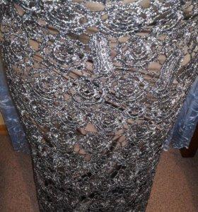 Платье Вечернее и босоножки