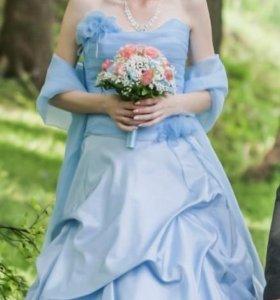 Платье (карсет и юбка)