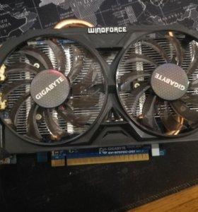 Gigabyte GTX 750 Ti WindForce