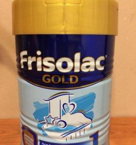 Молочная смесь Frisolac GOLD 1