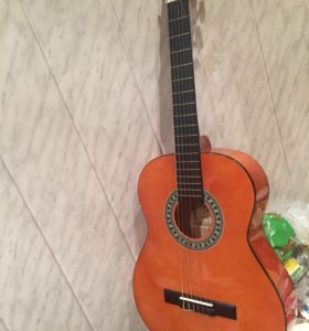 Детская гитара 3/4 Gomez 036-OR