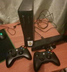 Xbox360 500gb есть много игр