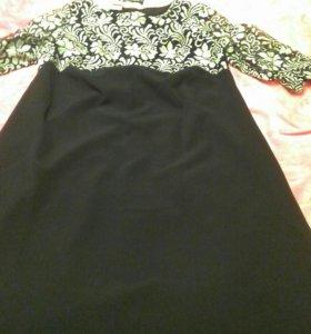Новое платье 56 размер