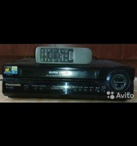 Super Мультисистемный видеоплеер Panasonic NV-SJ30