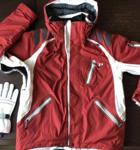 Куртка зимняя спортивная Peak Perfomance