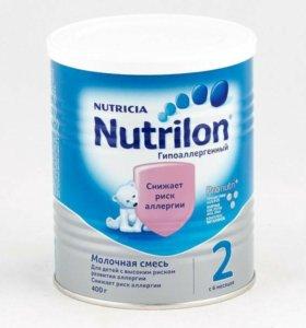 Смесь нутрилон гипоаллергенный 2
