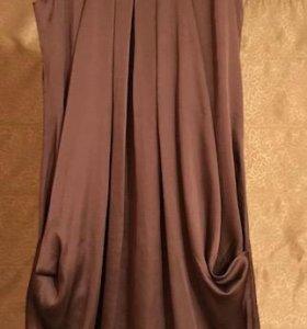 HM платье с подкладом
