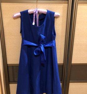 Платье короткое xs -s