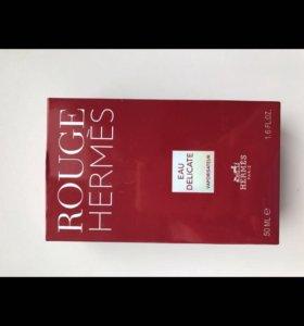 Парфюм винтажный Rouge Eau Delicate от Hermes