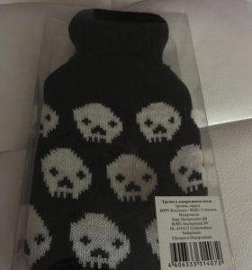 Грелка Skull