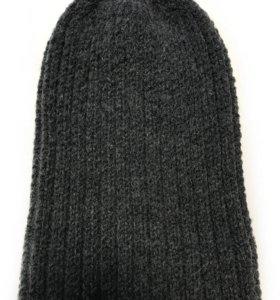 Вязаная шапка ручная работа. Вязание на заказ