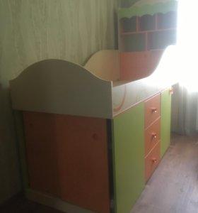 Кровать(комплект) детская