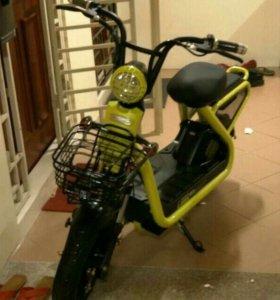 Электромопед/скутер. Aima
