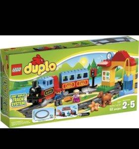 LEGO duplo 5 наборов