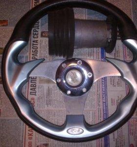 Рулевое колесо R-1 Sport