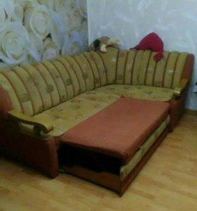 Диван+ кресло