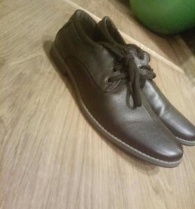 Туфли мужские MALLAEV
