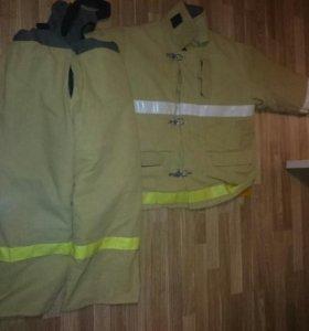 Боевой костюм пожарного (боевка) мчс