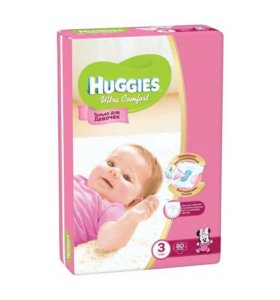памперс huggies