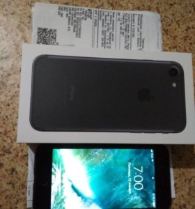 iPhone 7 32 Гб обмен А5 17