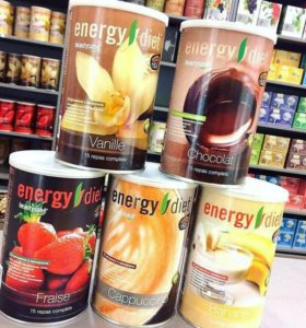 Коктейль Energy для похудения или набора веса