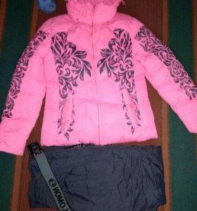 Лыжный костюм.торг