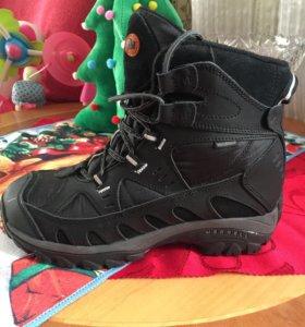 Мужские зимние ботинки 41 размер